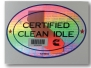 Certified Clean Idle